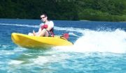 Flying Coconut,  Jet Powered Kayak Tours